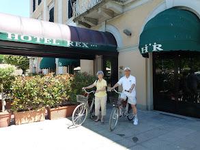 Photo: Rex Hotel provides free bike loaner