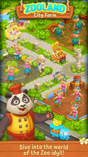 Farm Zoo: Happy Day in Animal Village and Pet City 1.40 de.gamequotes.net 4