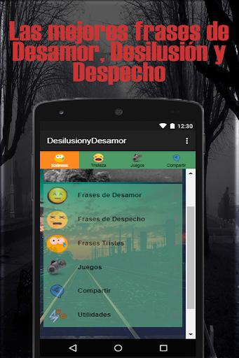Frases Tristes De Desamor Desilusion Y Despecho By Aplicaciones De