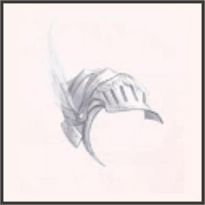 霜寒の羽兜