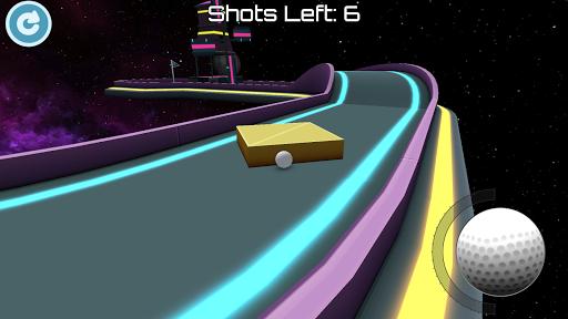 Mini Golf 3D: Space (Mod)