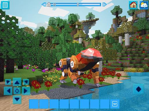 RoboCraft: Building & Survival Craft - Robot World 4.2.6 screenshots 19