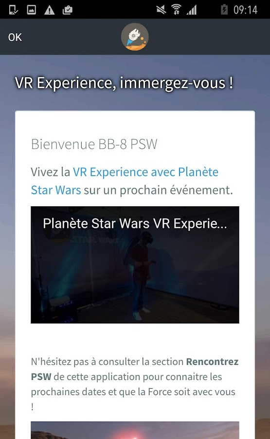 "PSW - Planète ""Star Wars""- screenshot"
