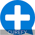 CUREFY - Call Doctors Directly icon