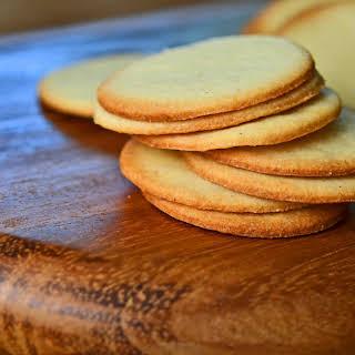 Vanilla Wafer Cookies.