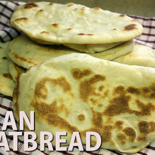Naan Flatbread Recipe