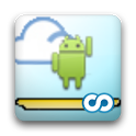 Droid jumper icon