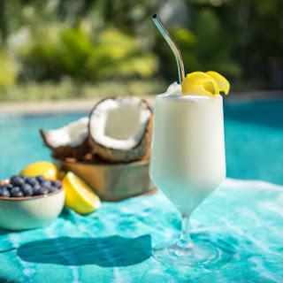Cruzan® Blueberry Lemonade Colada