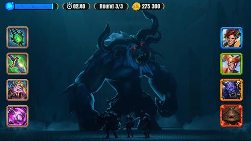 Legends Magic: Juggernaut Wars - raid RPG games filehippodl screenshot 3