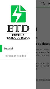 Download Tutorial: Excel a Tabla de Datos For PC Windows and Mac apk screenshot 2