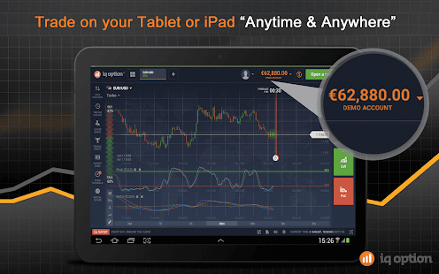 Demo account binary options app