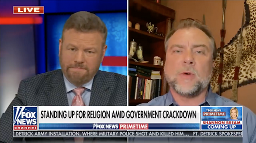 Canadian Pastor who stood up to Statist police speaks [Video]