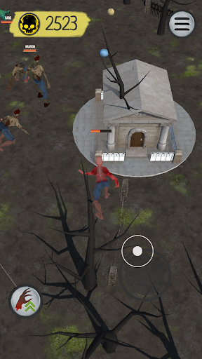 Grave.io: Undead Conflict. Free PVE Zombie Killer 1.0 screenshots 1
