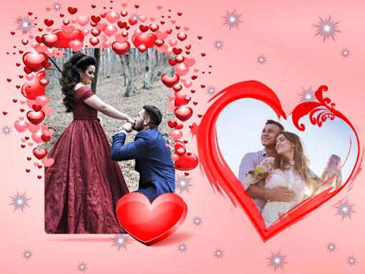 Photo Frames Love Romantic 1.3 screenshots 1