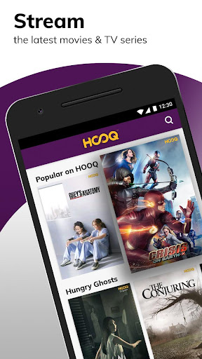 HOOQ - Stream & Watch Movies, TV Series & More 2.19.0-b746 screenshots 1