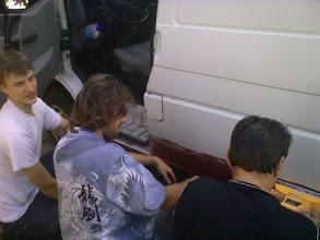 Photo: przygotowania do wyjazdu; strona wyprawy: https://picasaweb.google.com/stalowa.trzynastka3/201122SwiatoweJamboreeRinkabySzwecja