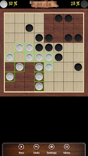 Corners - Checkers - náhled