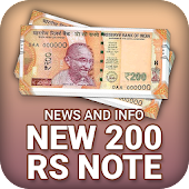 New 200 Rs Note News and Info
