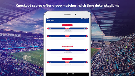 World Cup 2018 in Russia - Live Score, Match, News 6.0 screenshots 13
