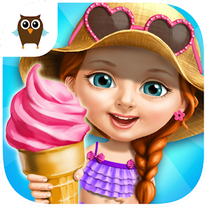 Sweet Baby Girl Summer Fun app for android