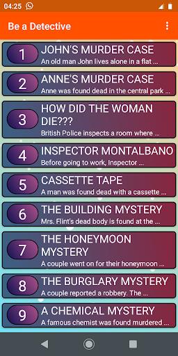 Be A Detective 3.0 screenshots 1