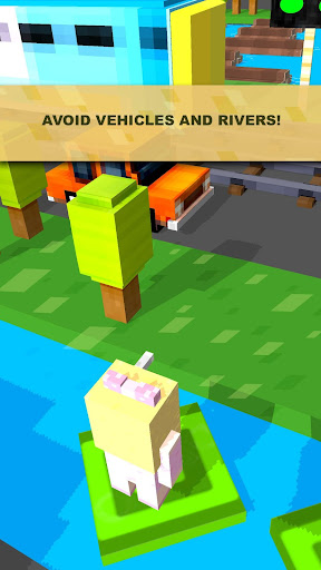 Crossy Hoppers: Road Jump Game  screenshots EasyGameCheats.pro 2