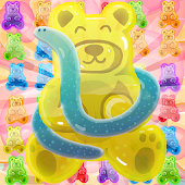 Sweet Jelly Bear Adventure