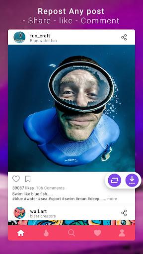 Fast Save for Instagram - Insta Downloader screenshot 4