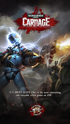 Warhammer 40 000: Carnage