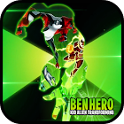 Ben Hero: Kid Alien Transforming icon
