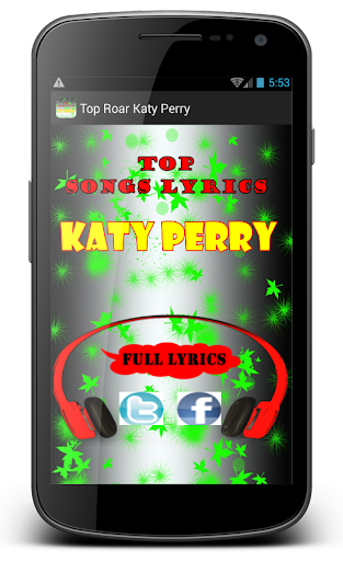 Top Roar Katy Perry