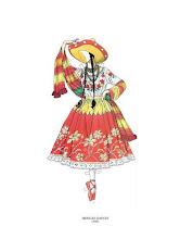 Photo: Pavlova - Mexican Dances