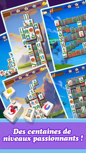 Code Triche Mahjong: Magic Islands APK MOD (Astuce) screenshots 3