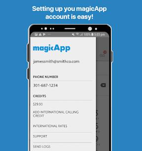 magicApp Calling & Messaging 1
