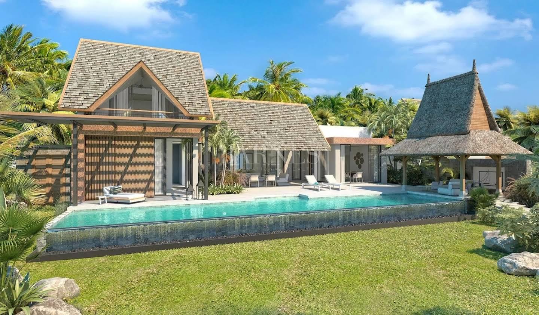Villa avec jardin Pointe d'Esny