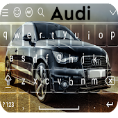 Keyboard For Audi Theme