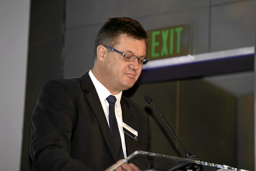 New horizons: Casper Troskie will be Old Mutual Emerging Market's new finance chief. Picture: FREDDY MAVUNDA