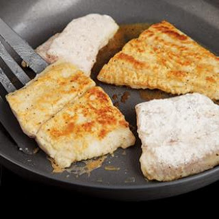 Easy Sautéed Fish Fillets