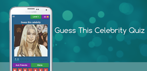 Guess This Celebrity Quiz - Apps on Google Play