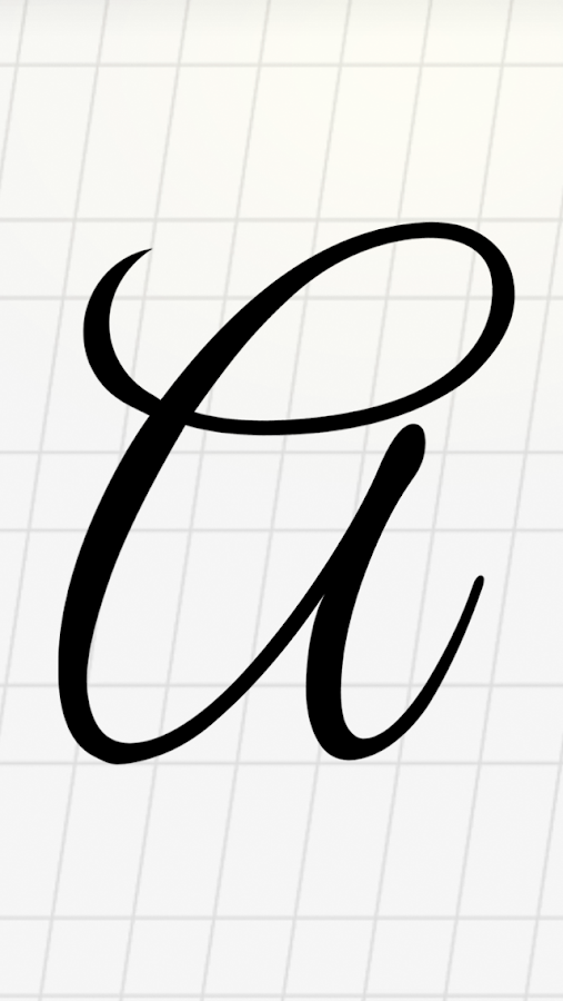 Calligraphy Writing Studio- screenshot