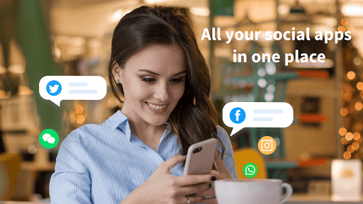 All In One Messenger for Social Apps 1.1.1 screenshots 1