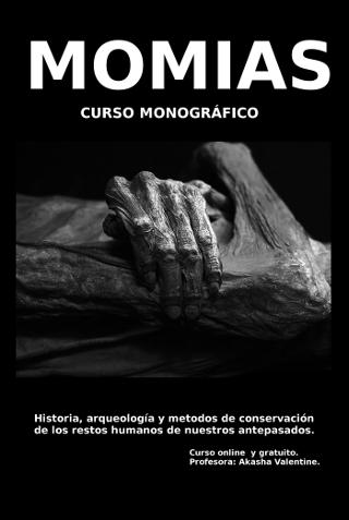 Momias. Curso monográfico