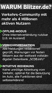 Blitzer.de - screenshot thumbnail