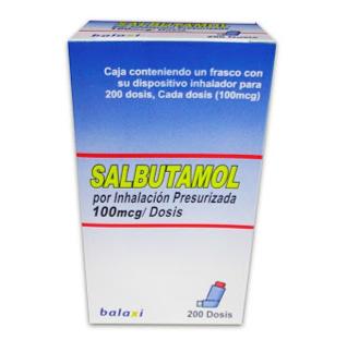 Salbutamol Inhalador