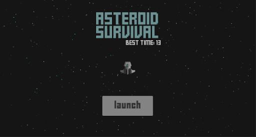 Asteroid Survival