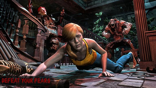 Horror Clown Survival Mod Apk 1.36 (Monster Does Not Automatically Attack) 5