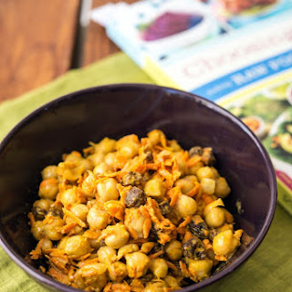 Curried Chickpea and Carrot Salad.