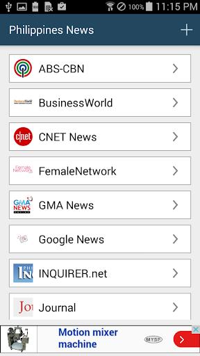 Philippines News Filipino
