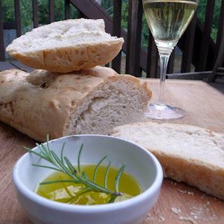 Rustic Rosemary Bread