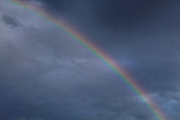 I colori che porta la pioggia di Uomoz